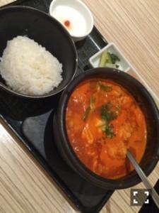 東京純豆腐 ホルモン