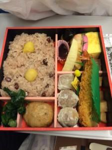 崎陽軒お弁当2